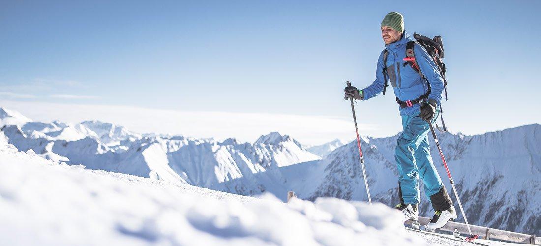 Scialpinismo in Alto Adige