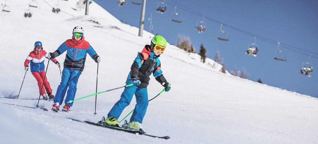 Comprensorio sciistico Rio Pusteria - snow & fun nella vacanza sugli sci con tutta la famiglia