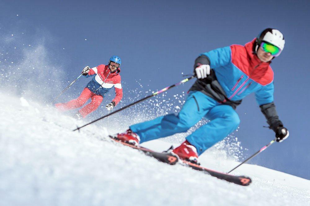 Ihre Residence direkt an der Skipiste in Südtirol