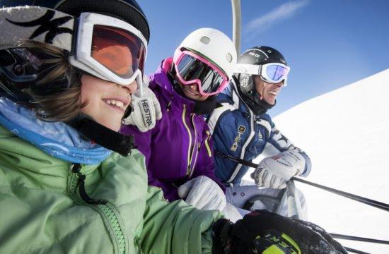 Skifahren in Meransen