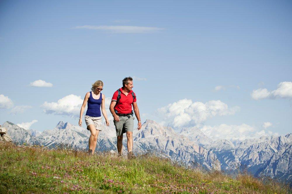 Vacanza escursionistica nell'Area Gitschberg Jochtal