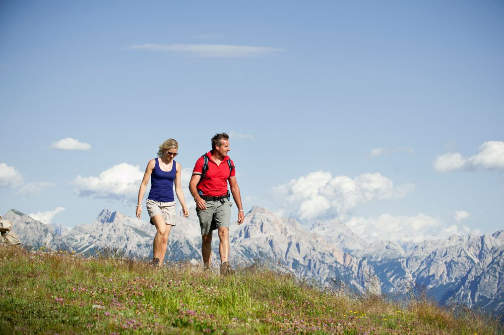 Wandern in der Almenregion Gitschberg-Jochtal